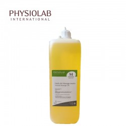 Neutral massage oil - 1L