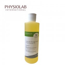 Neutral massage oil - 250ml